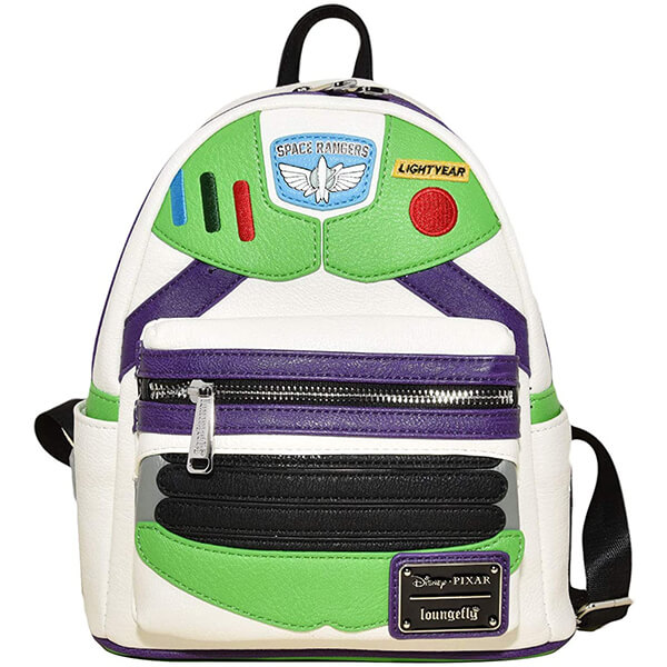 Toy Story's Buzz Lightyear Leather Mini Backpack