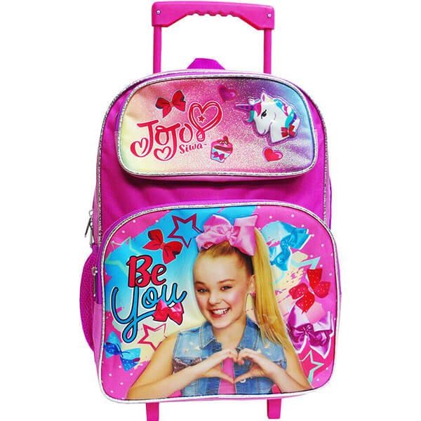 JOJO SIWA Rolling School Backpack