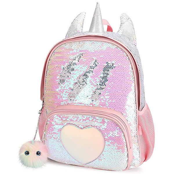 Magical Horn & Ears Unicorn Backpack