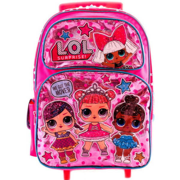 LOL Surprise! Kids Rolling Backpack