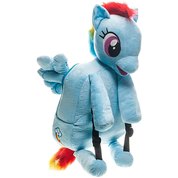 Pony Toy Backpack