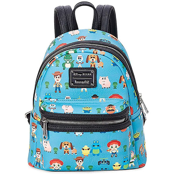 Toy Story's Chibi Characters Mini Backpack