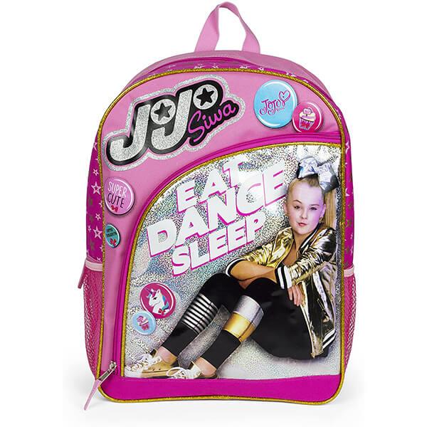 EAT DANCE SLEEP Jojo Siwa Backpack