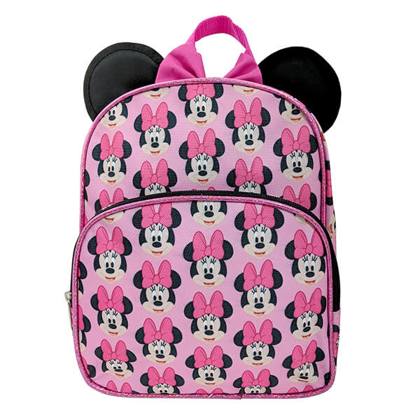 Disney Minnie Mouse Ear Mini Backpack