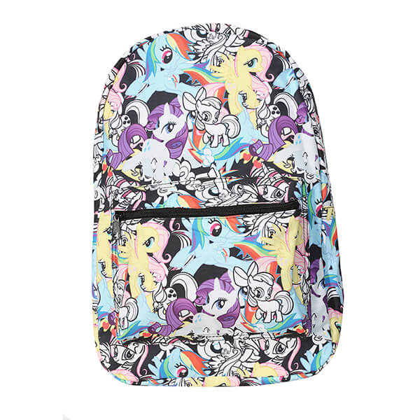 Rainbow Dash and friends MLP Backpack