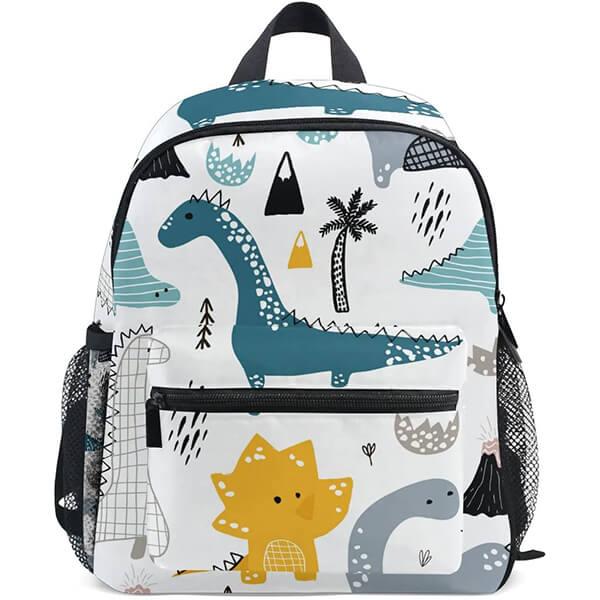 Dino Scandinavian Dinosaur Backpack for Toddler