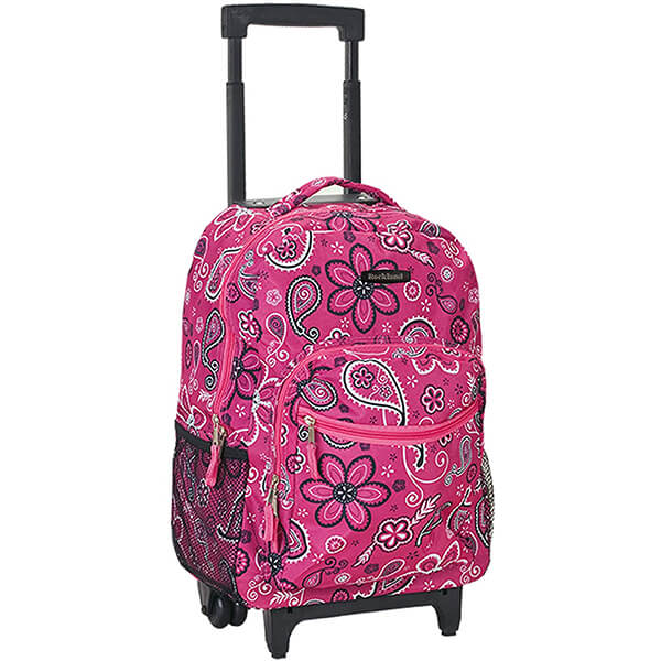 Flora Kids Roller Backpack
