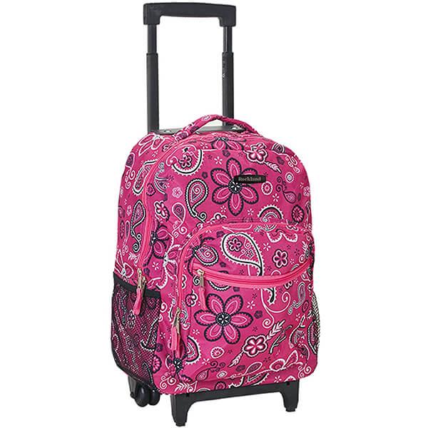 Flora Kids Roller Backpack