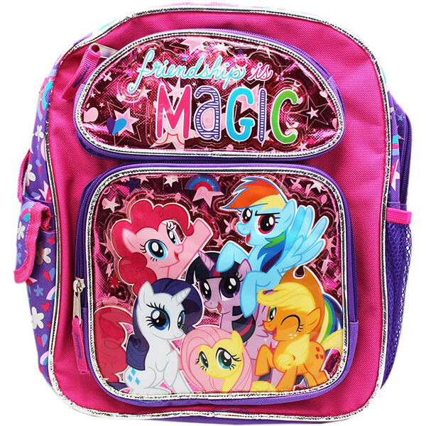 Friends Special My Little Pony Bookbag