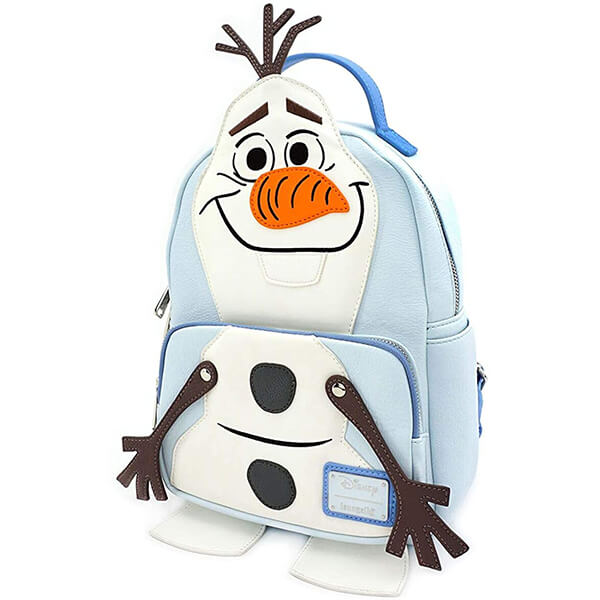 Frozen's Olaf 3D Leather Mini Backpack