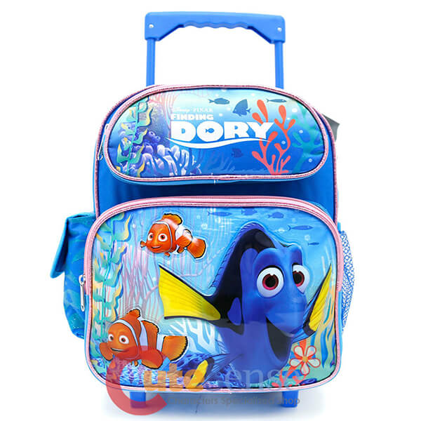 Finding Dory Kids Rolling Backpack
