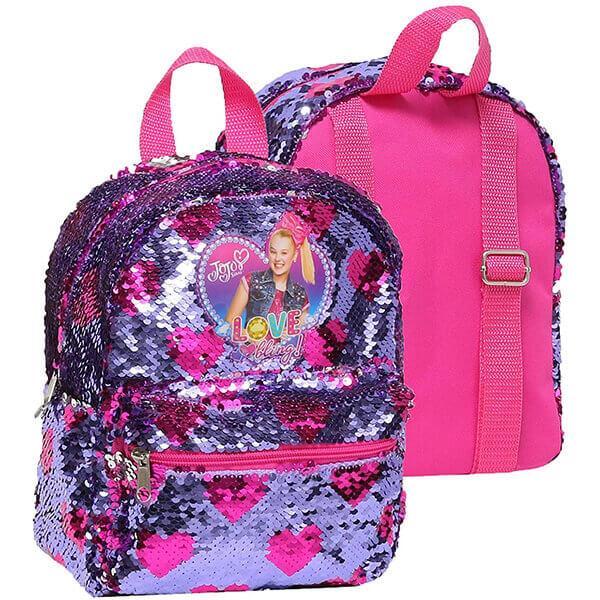 Heart Sequins Jojo Siwa Mini Backpack