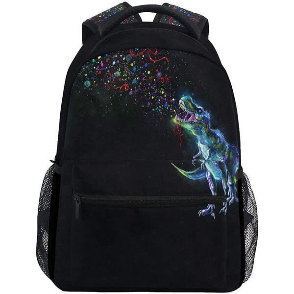 Rainbow Animal Dinosaur Backpacks