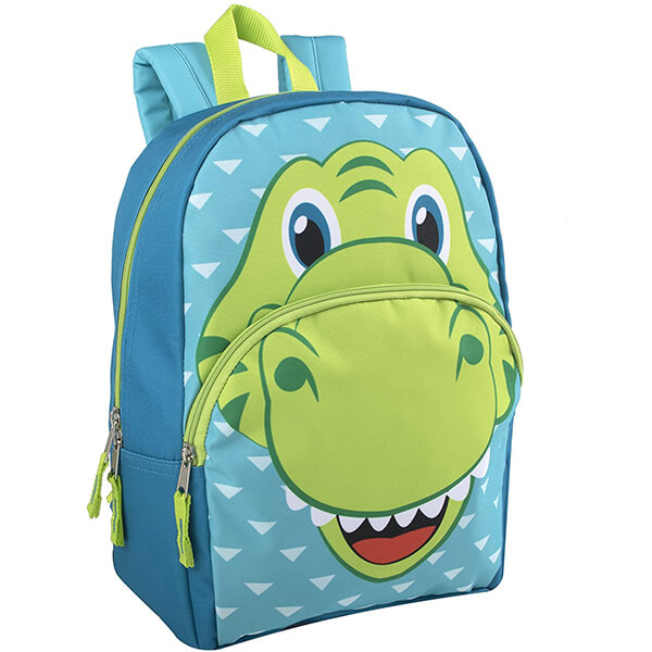 Animal Friends Critter and Creature Dinosaur Backpack