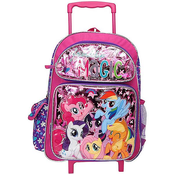 My Little Pony Rolling School Backpack
