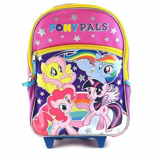 Kid's Pony Pals Rolling Backpack
