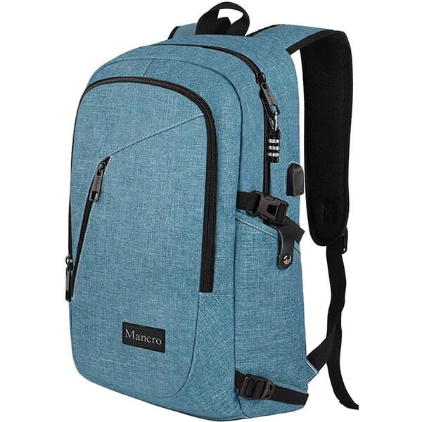 Multipurpose Truly Waterproof Backpack with Practical Pocket