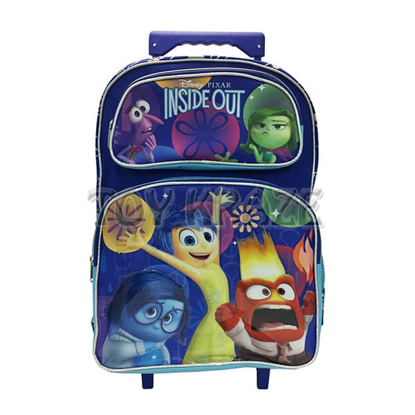 INSIDE OUT Kids Rolling Backpack