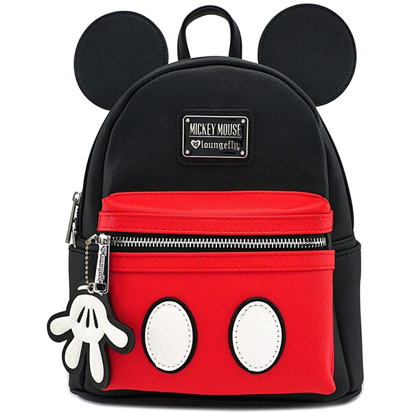 Mickey Suit Disney Leather Mini Backpack