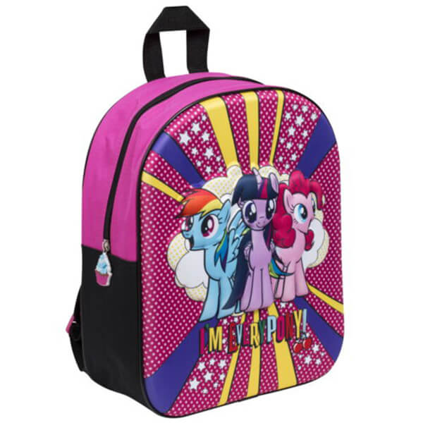 MLP EVA 3D Effects Backpack