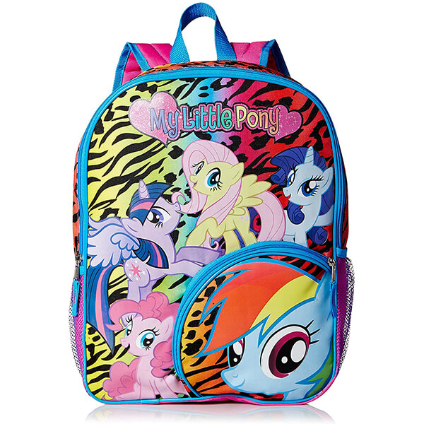 My Little Leopard Ponies Backpack