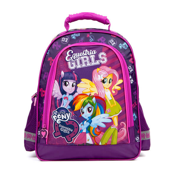 Equestria Girls My Little Pony Backpack