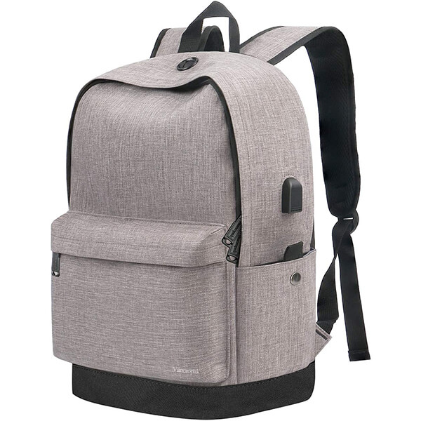 Roomy and Made for Electronics Dry Rucksack