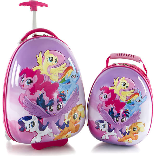 My Little Pony Luggage Set Backpack