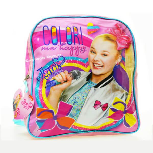 COLOR Me Happy Jojo Bookbag