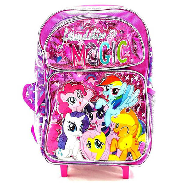 Friendship is Magic Rolling Backpack