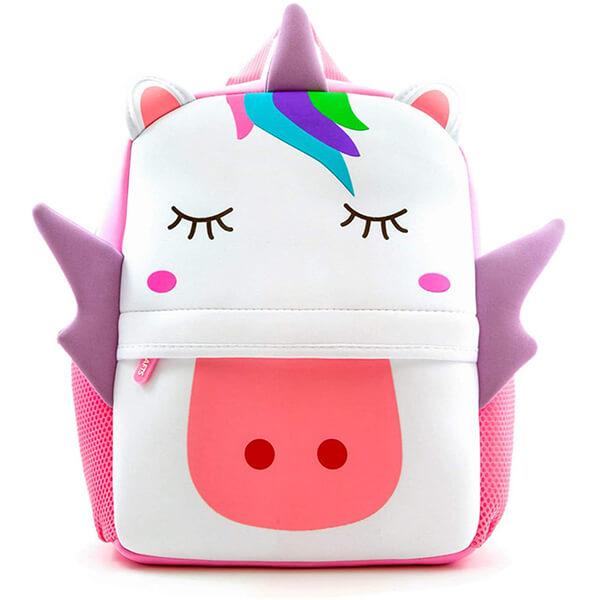 3D Cosplay Cartoon Wings Unicorn Backpack