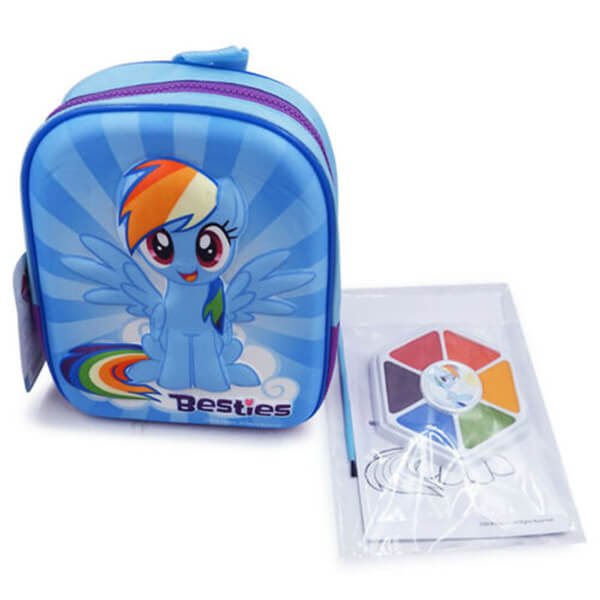 Besties Animated Little Pony Backpack