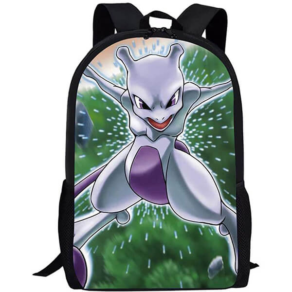 Mewtwo Returns Pokemon Backpack