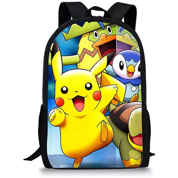 Friendship Piplup and Pikachu Backpack