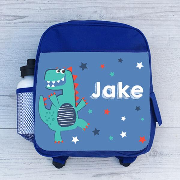 Stars Dinosaur Backpack for Toddler