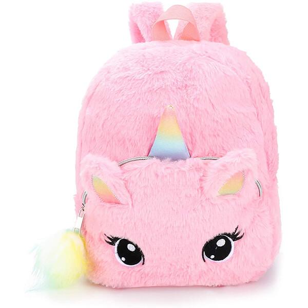 Plush Cute Mini Unicorn Backpack