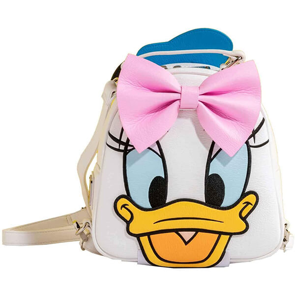Donald Duck and Daisy Duck Double Sided Disney Mini Backpack