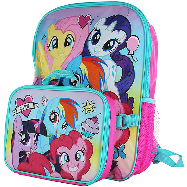 Unicorn Backpack and Lunch Bag