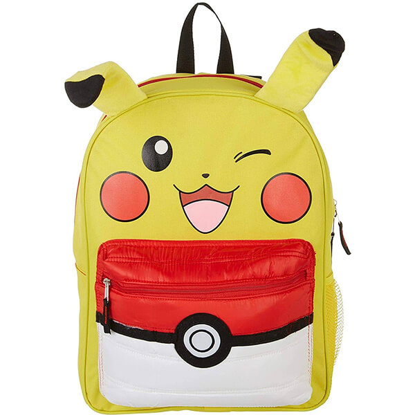 Wink Me Pikachu Backpack