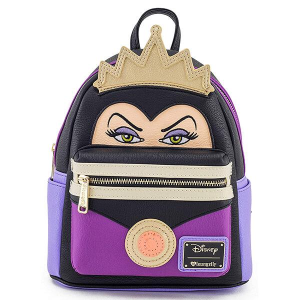 Snow White Evil Queen Disney Villains Mini Backpack