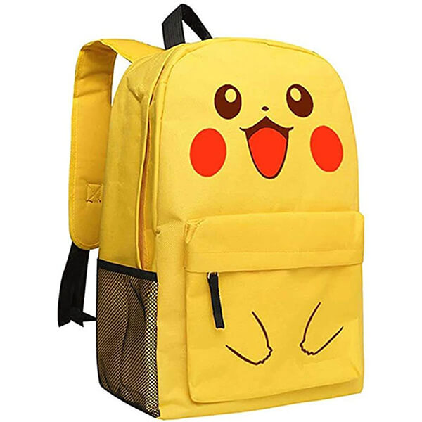 Oxford Pikachu Backpack