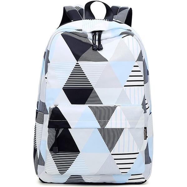 Triangle Waterproof Book Bag