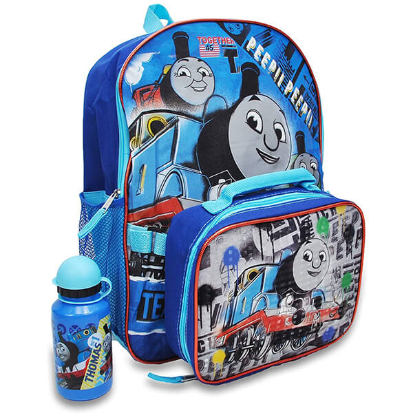 Together PEEPIL PEEPIL Backpack with Lunch Bag and Water Bottle