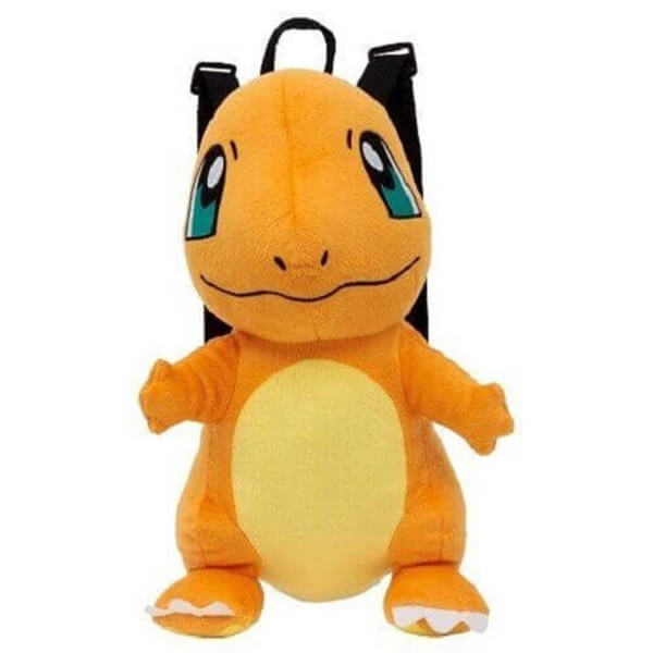 Charmander Pokemon Backpack