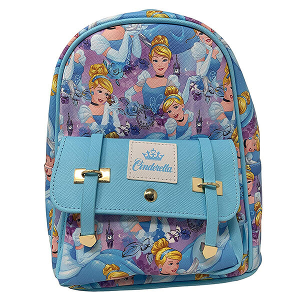 Princess Cinderella Disney Leather Mini Backpack