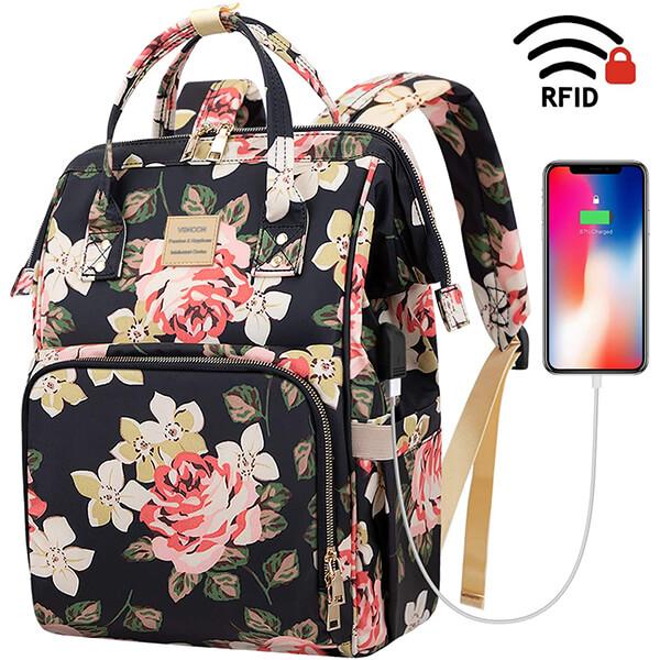 Black-beauty Water Resistant Backpack