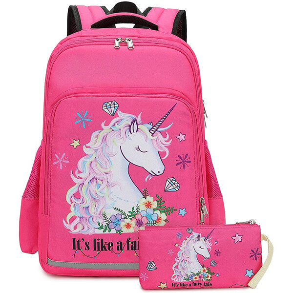 It's Like a Fairy Tale Unicorn Backpack