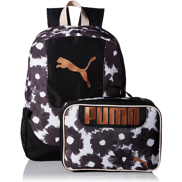 large catBig Backpack with Lunch Box