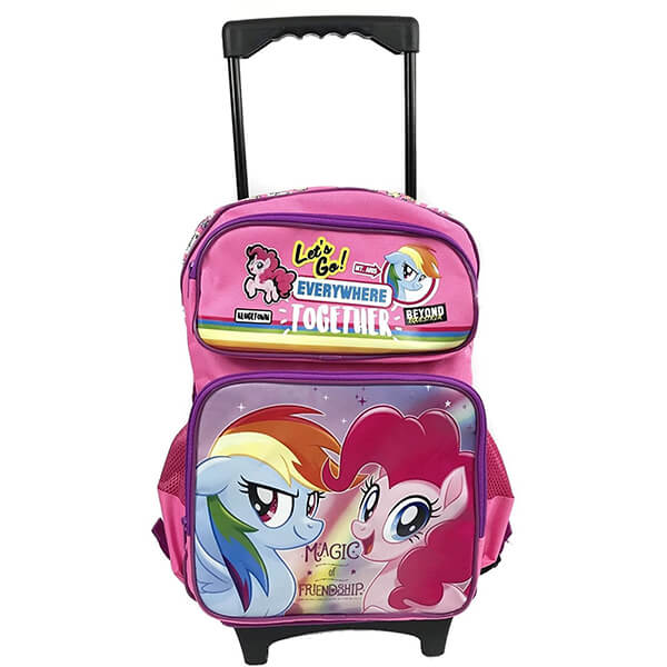 Rolling MLP Backpack