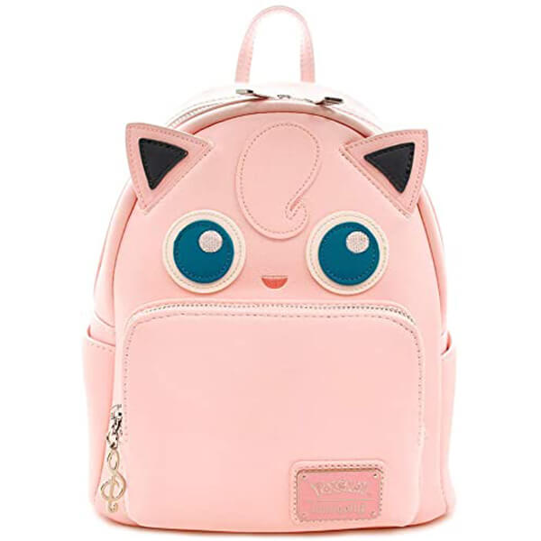 Jigglypuff Pokemon Backpack